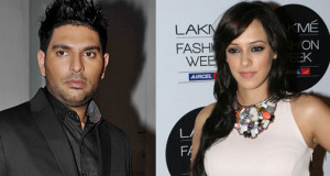 Yuvraj Singh to Wed Hazel Keech in February 2016