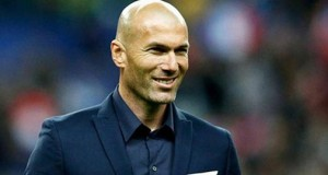Zinedine Zidane in 'no Rush' to Take Charge of Real Madrid as coach