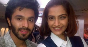 Kunal Singh aka Shravan sharing space with Sonam Kapoor in Neerja