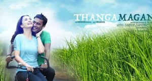 It wasn't easy to match Dhanush's standards: Thanga Magan actor Adith