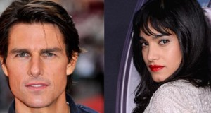 Hollywood star Tom Cruise and his crush Sofia Boutella together in The Mummy reboot.