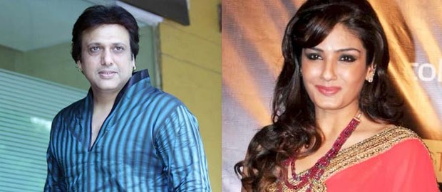 Govinda and Raveena Tandon to recreate their old magic on dance reality show