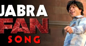 Shah Rukh Khan's Fan theme song in six different languages