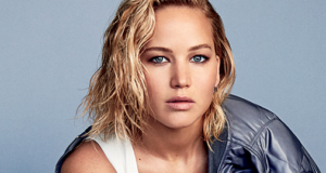 Jennifer Lawrence: 10 men sleep outside my house