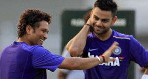 'Can't Compare Virat Kohli With Sachin Tendulkar'