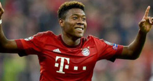 David Alaba reveals Arsenal legend Patrick Vieira as his idol!