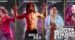 Shahid and Alia starrer Udta Punjab cleared with an 'A' certificate.