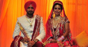 Harbhajan Singh becomes a father, welcomes a baby girl!!
