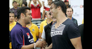Shoaib Akhtar wants Salman Khan to star in his biopic!