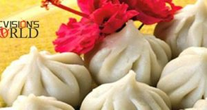 Steamed Modak Recipe