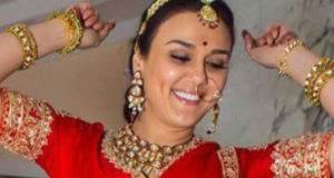 "Preity Zinta looks ""Pretty Goodenough"" in her wedding pictures !!"