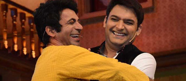 Did Kapil Sharma refuse promoting Sunil Grover's movie on the show??