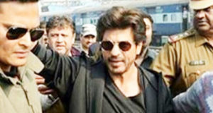 Shah Rukh Khan expresses grief over the Vadodara Incident!