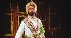 The Black Prince- A true tale of the last king of the magnificent kingdom of Punjab.