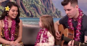 This 4 year old singing Moana's song will touch your heart!