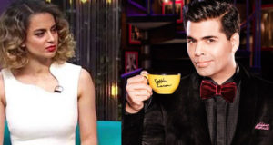 Karan Johar feels Kangana Ranaut should leave the industry!
