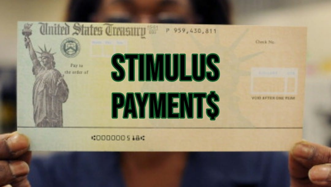 AM I Receiving the Stimulus Check