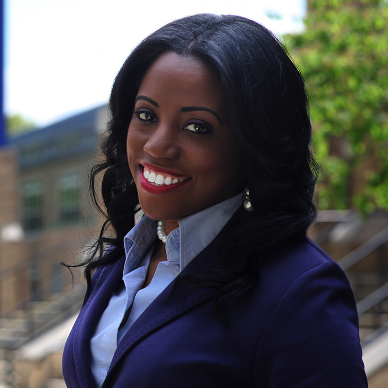 Dr. Chenelle A. Jones, TAPS Academy's National Director of Research