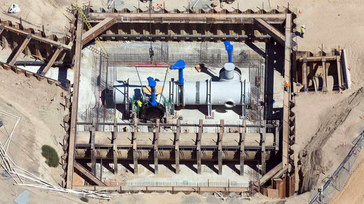 Echowater Treatment Plant