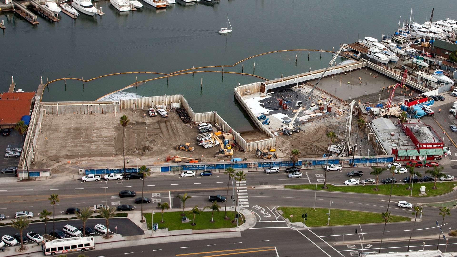 Newport Bay Marina