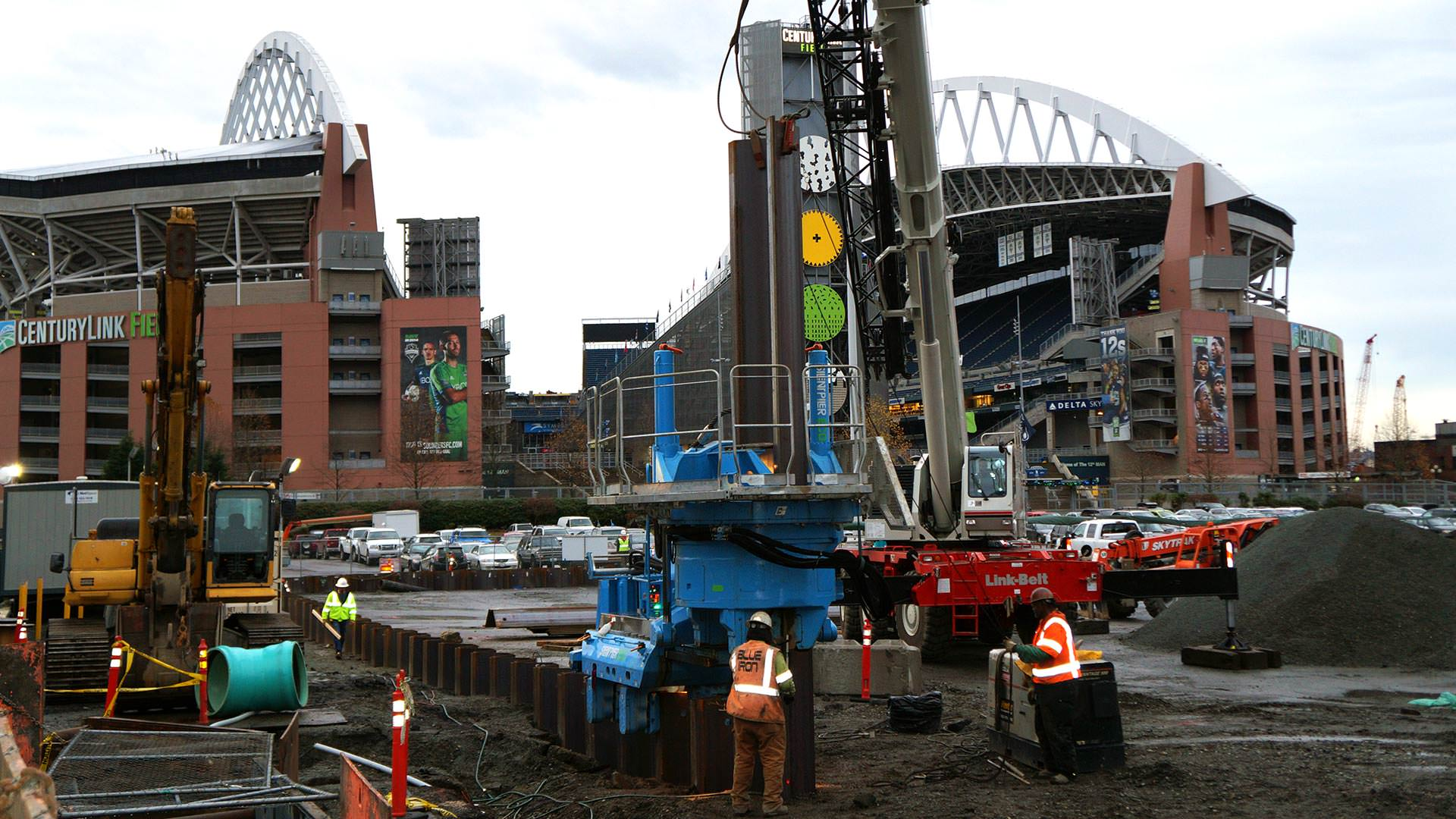 Stadium Place - Seattle