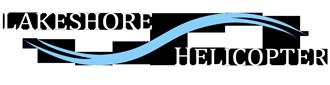 LAKESHORE HELICOPTER Logo