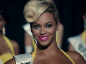 Beyonce in Pretty Hurts