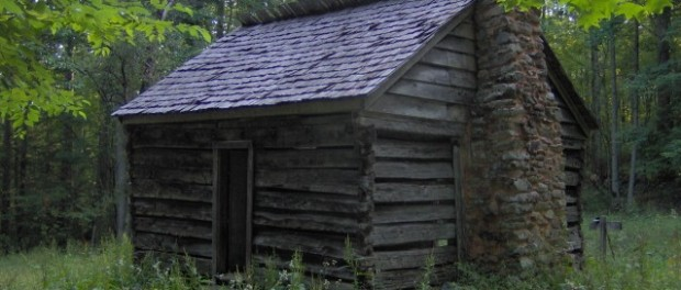 Baxter Cabin by Brian Stansbury