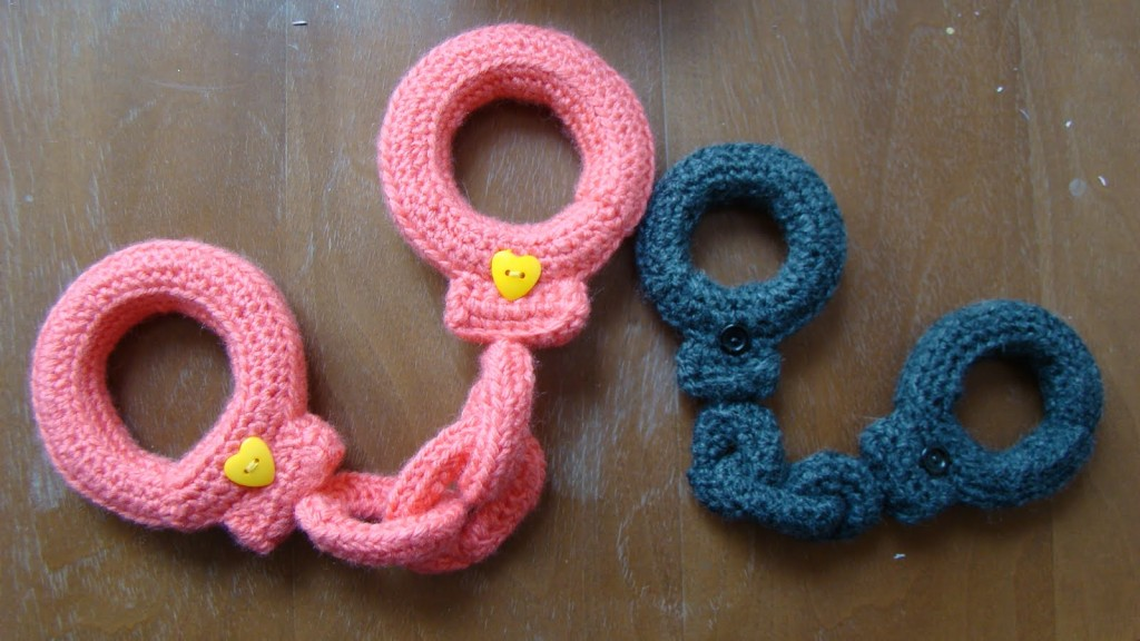 Cute Handcuffs by translucide. Photo used under a Creative Commons non-commercial, attribution, no derivative license.