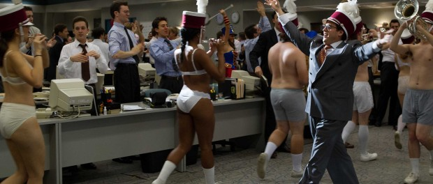 WOlf of Wall Street Party