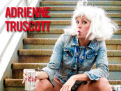 Adriene Truscott from Just For Laughs.