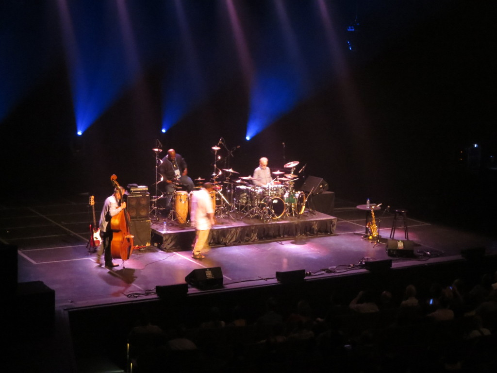 Ginger Baker Jazz Confusion at MOntreal Jazz Fest