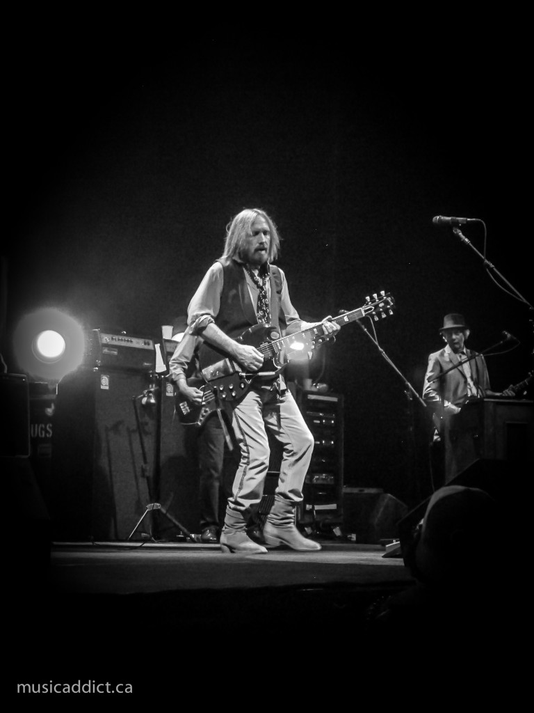 Tom Petty 2014. Photo Jean Frederic Vachon. Bell Centre. Montreal