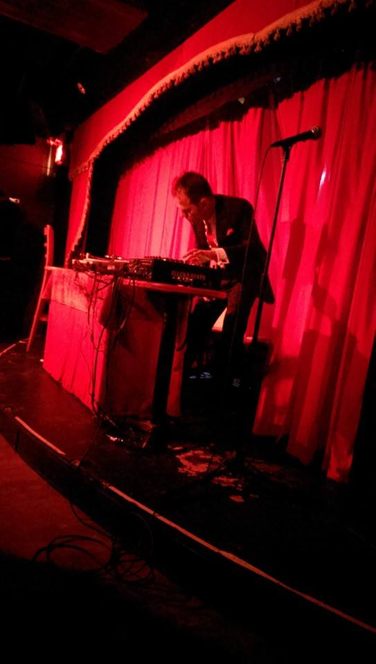 DJ. Blues Dancing at the Wiggle Room