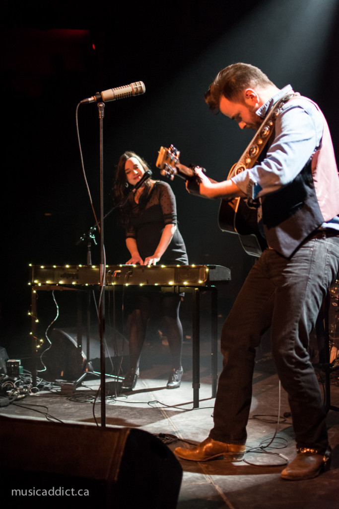 Mentana at l'Astral Feb 21 2015. Photo by Jean-Frederic Vachon