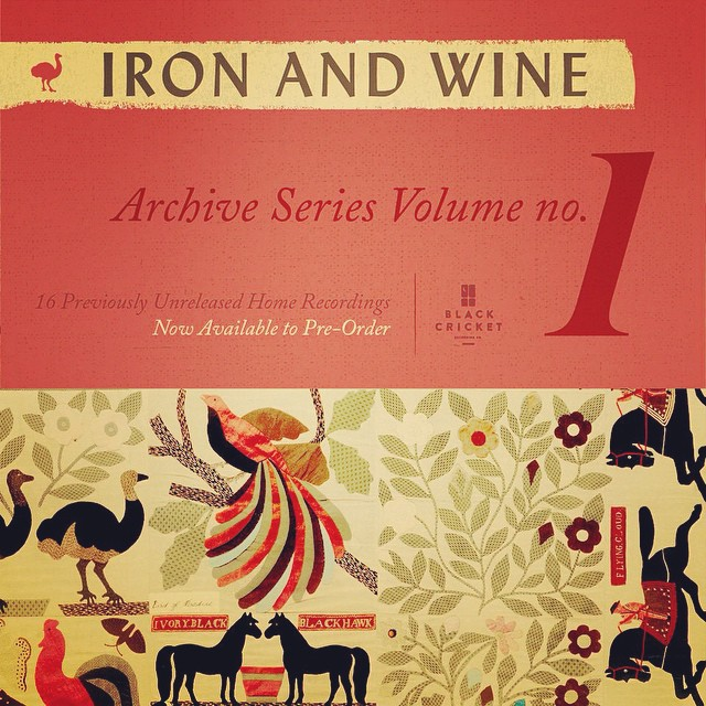 archive series 1. iron and wine