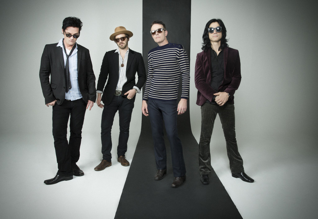 Scott Weiland and the Wildabouts - Photo Credit: Piper Ferguson