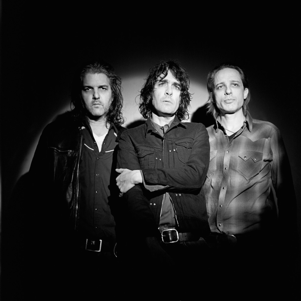 The Jon Spencer Blues Explosion (Photo by Danny Hole)