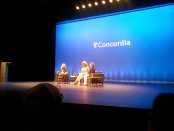 panti bliss and emer o'toole. thinking out loud series. concordia.