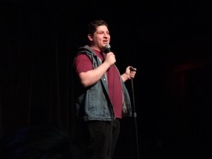 Mike Carrozza Knows Everybody - Stand-up - photo by Victoria Shinkaruk