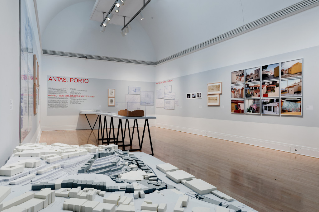 The SAAL Process: Housing in Portugal 1974–76 , installation view of the exhibition at the Canadian Centre for Architecture, May 2015. © CCA, Montréal.