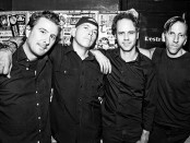 The Bouncing Souls. Photo: Jaded in Chicago/Katie Hovland.