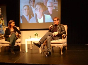 Press Conference with Huey Lewis