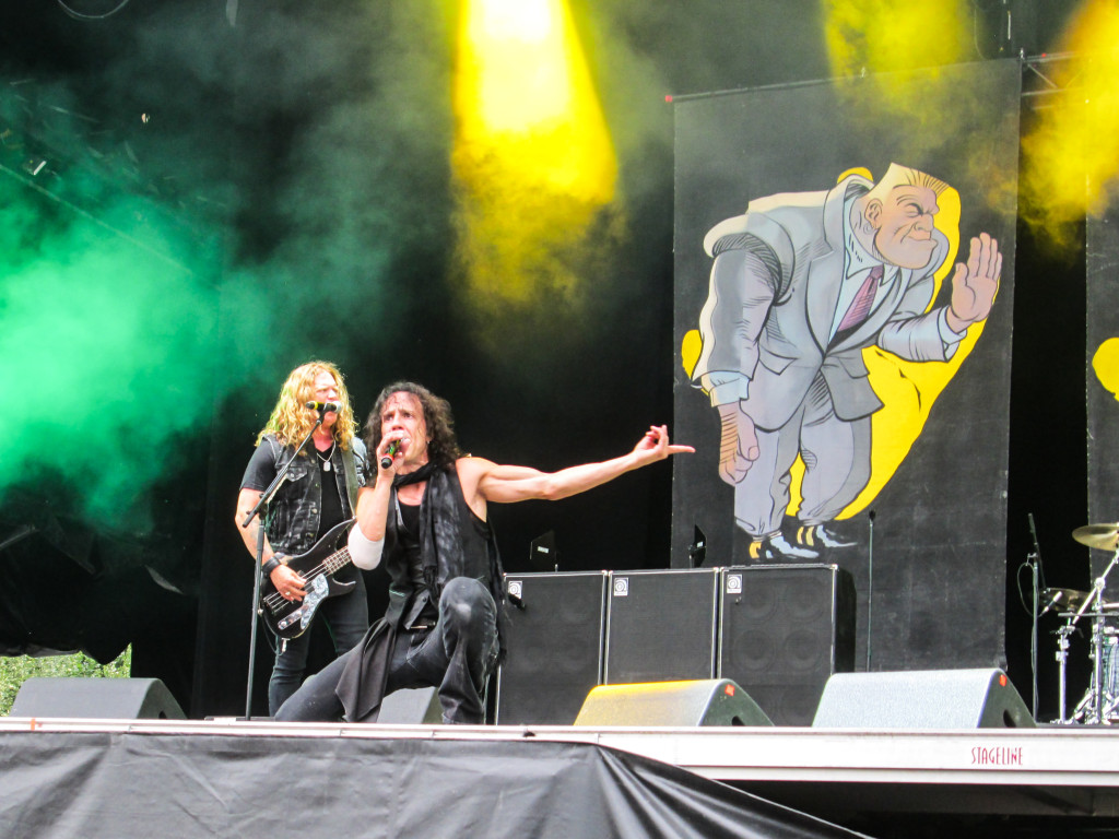 Heavy Montreal - August 07, 2015. Photo Jean-Frederic Vachon
