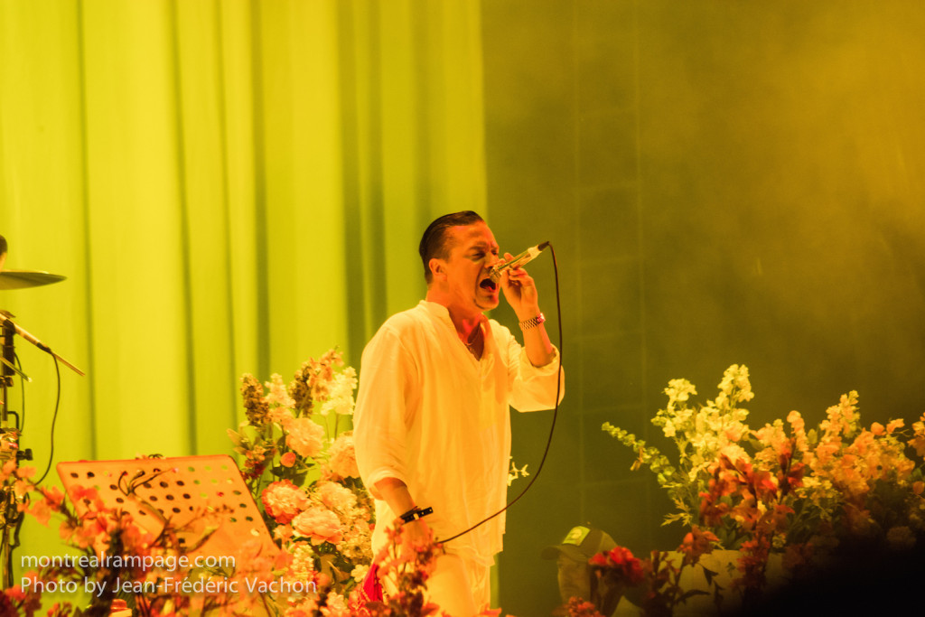 Heavy Montreal - Faith No More - August 08, 2015 - Photo Jean Frederic Vachon