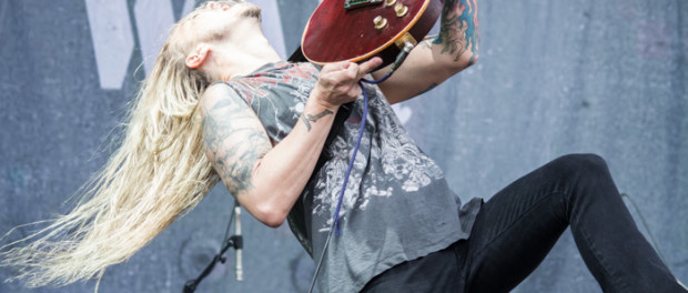 Heavy Montreal - Fozzy - August 09 2015