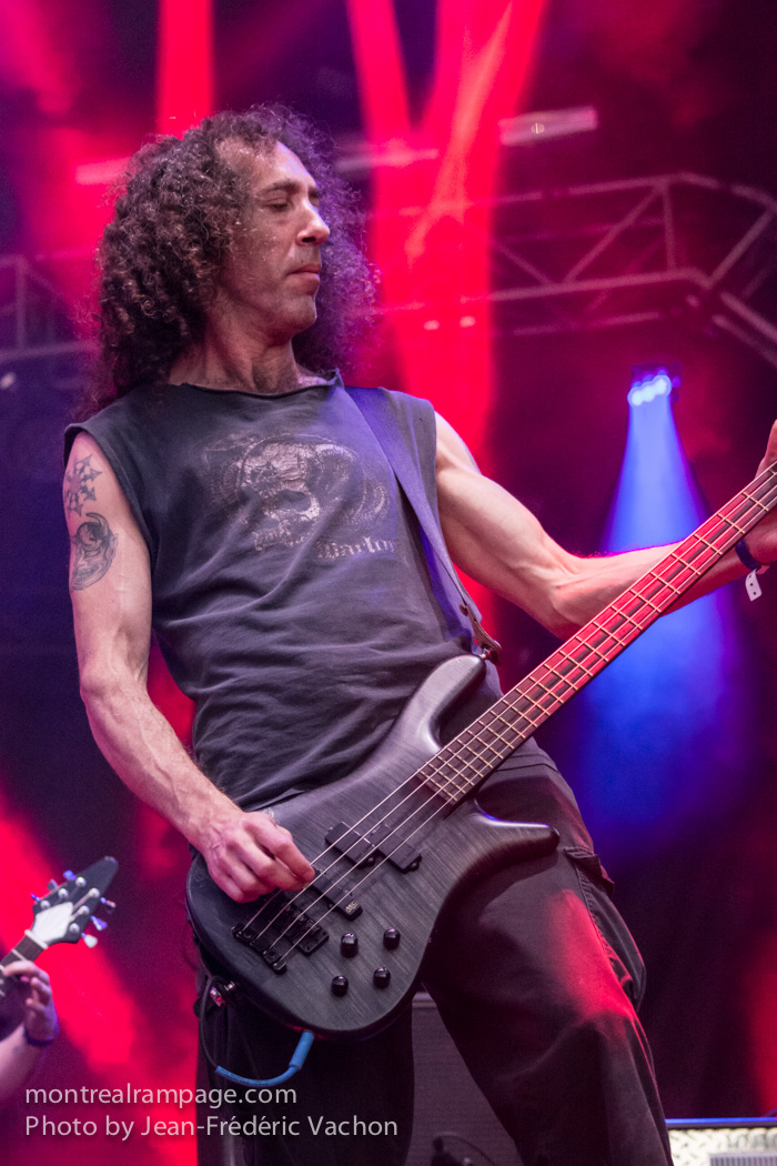 Heavy Montreal - Nuclear Assault - August 09 2015