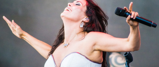 Heavy Montreal -Within Temptation - August 09 2015