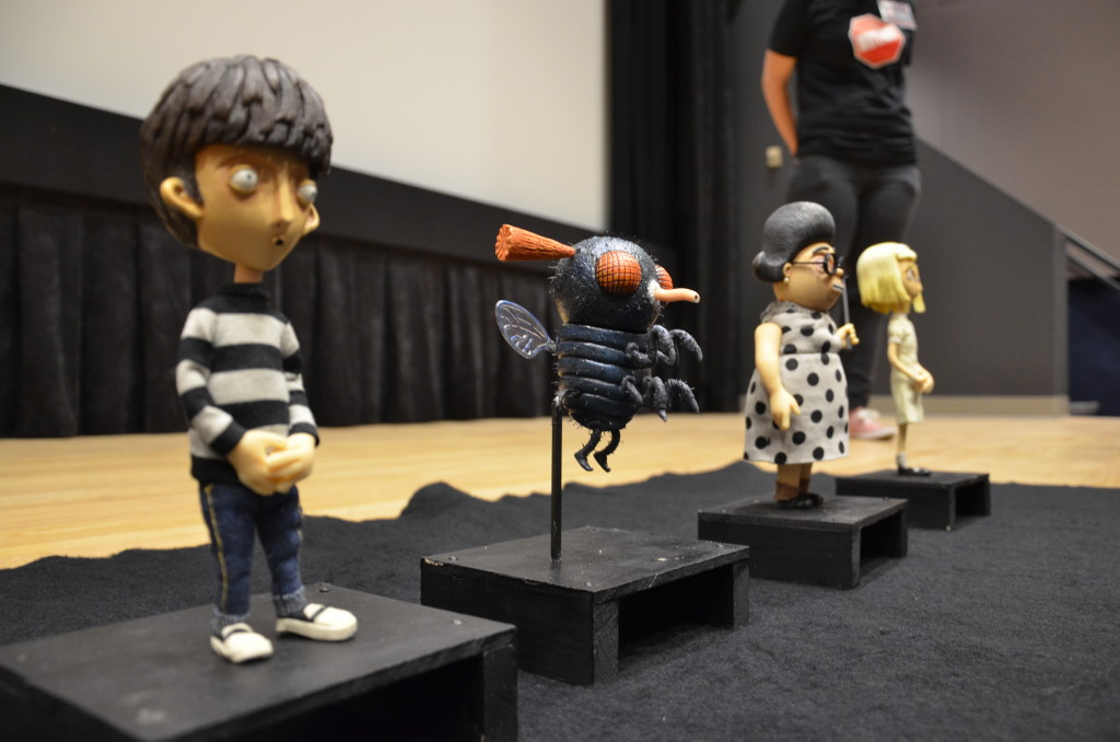 Cordell Puppets. MSFF. Photos by Josh McLeod.