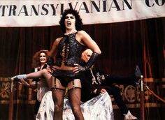 Dr. Frank-n-Furter. Tim Curry. Rocky Horror Picture Show.